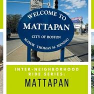 Inter-Neighborhood Ride Series: Mattapan