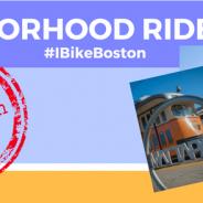Neighborhood Ride Series: Mattapan