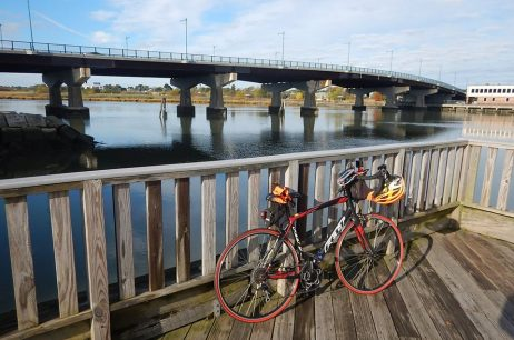 Biking in Quincy During the Time of Coronavirus