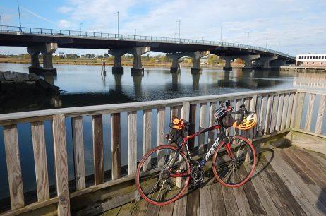 Biking in Quincy During the Time of Coronavirus